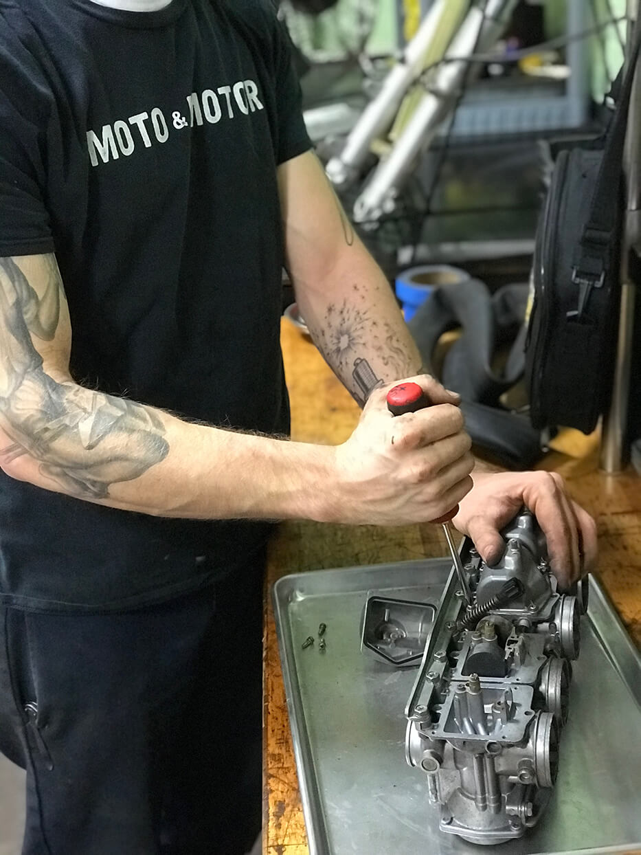 moto & motor latest news